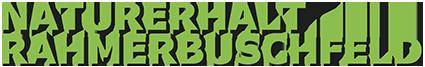 Naturerhalt Rahmerbuschfeld Logo